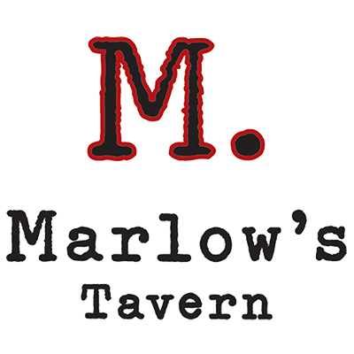 Image result for marlow's tavern logo'